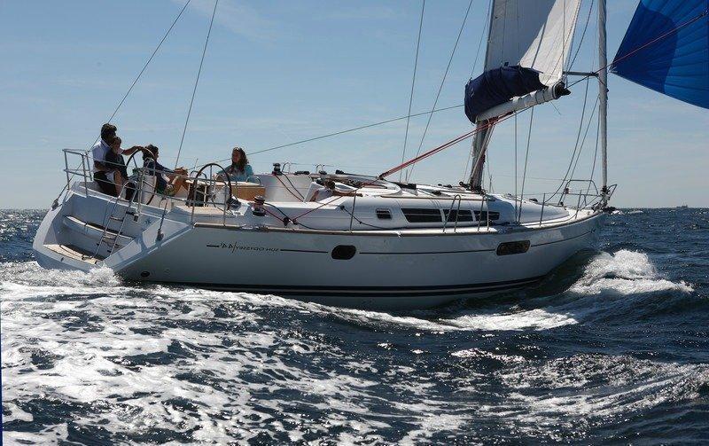 Sun Odyssey 44 i (Stavros)  - 6