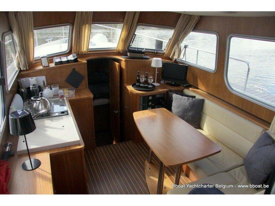 Linssen GS 30.9 AC (Ernest) Interior image - 1