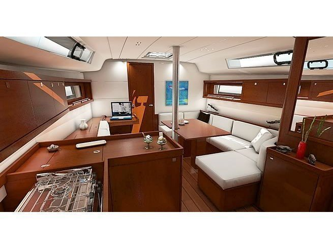 Oceanis 41.1 (WHITE BIRD) Interior image - 1