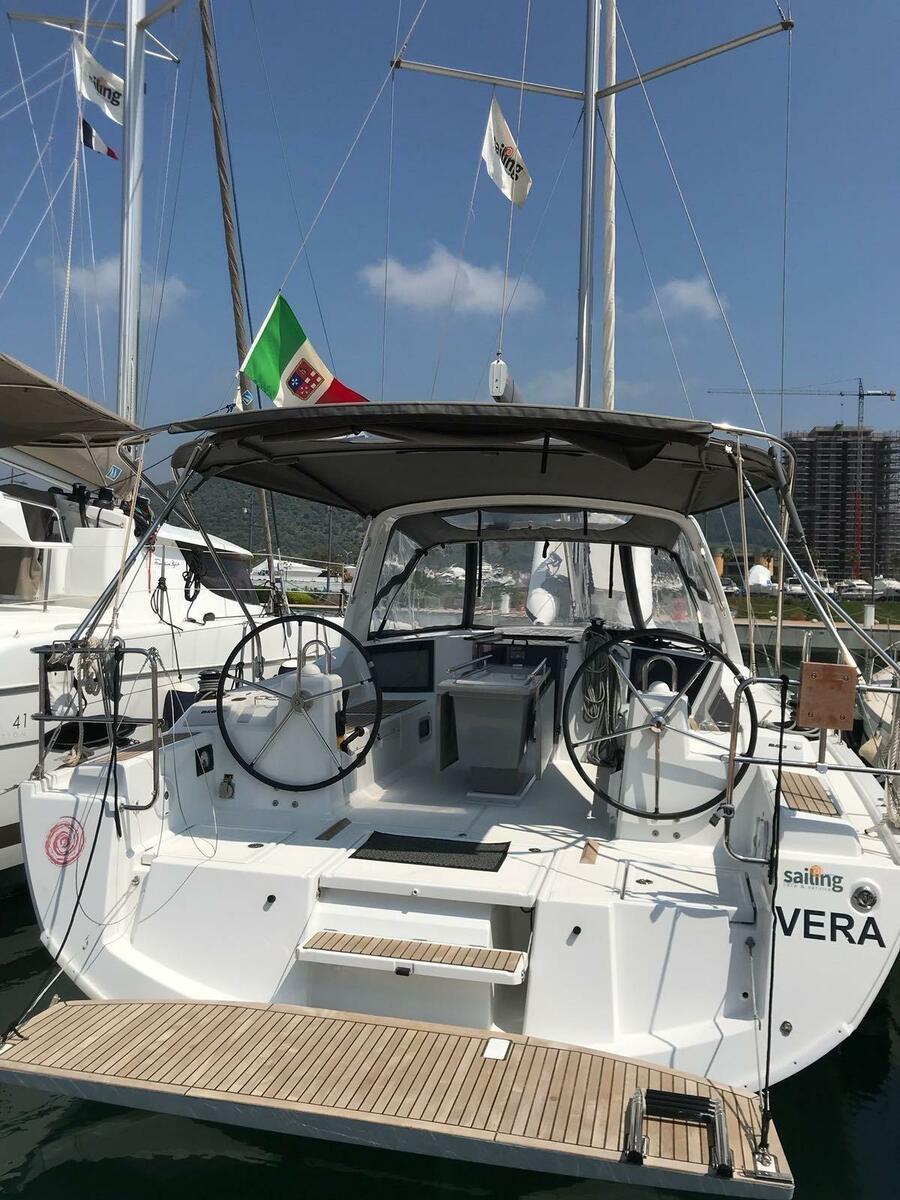 Oceanis 41.1 (Vera)  - 8