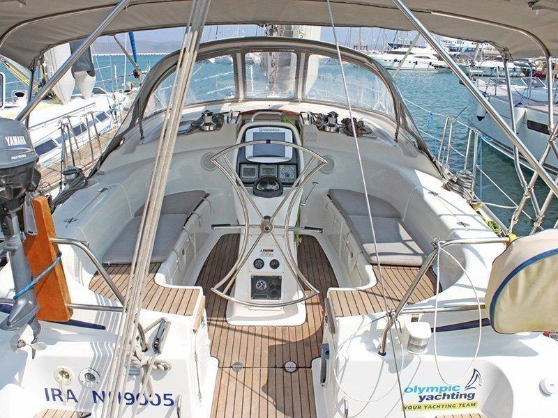 Bavaria 39 Cruiser (Ira)  - 10