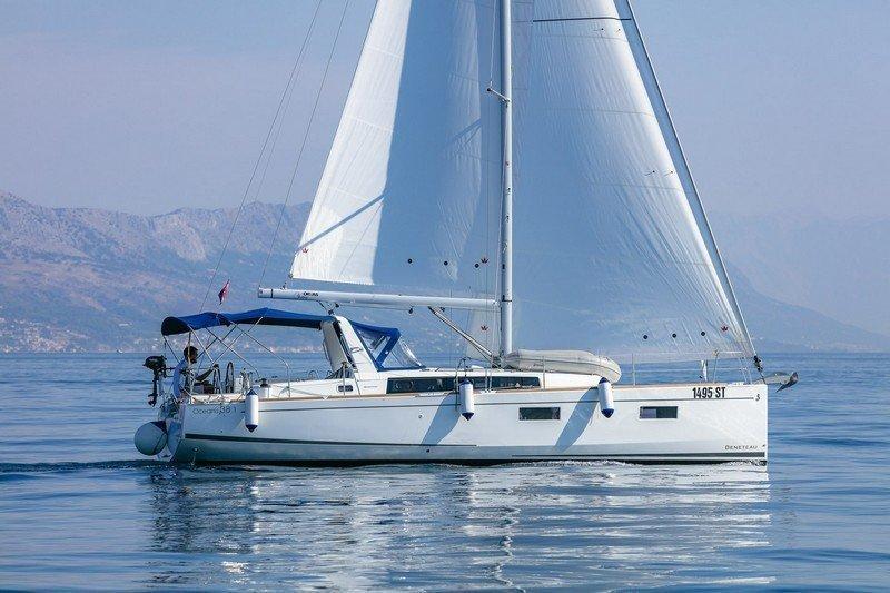 Beneteau Oceanis 38.1 (ANIMA MARIS 3)  - 2