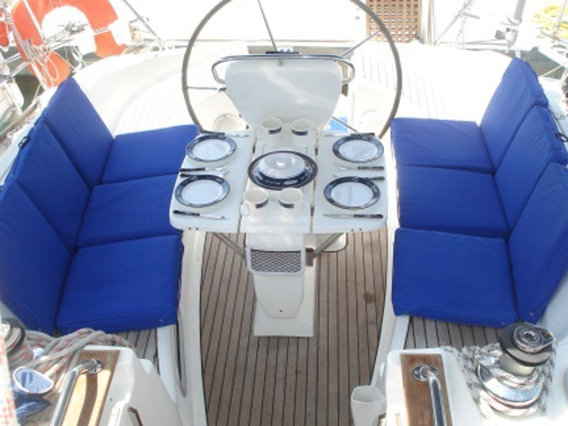 Bavaria 38 (Freedom - Bavaria 38 Cruiser)  - 1
