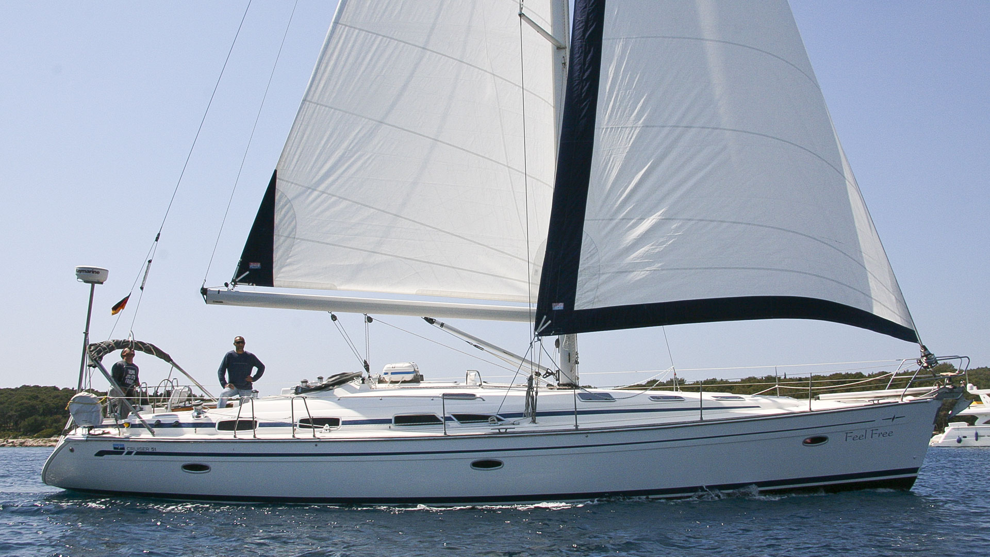 Bavaria 51 Cruiser (Feel Free) Outside - 16