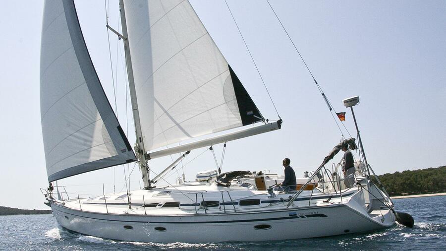 Bavaria 51 Cruiser (Feel Free) Outside - 15