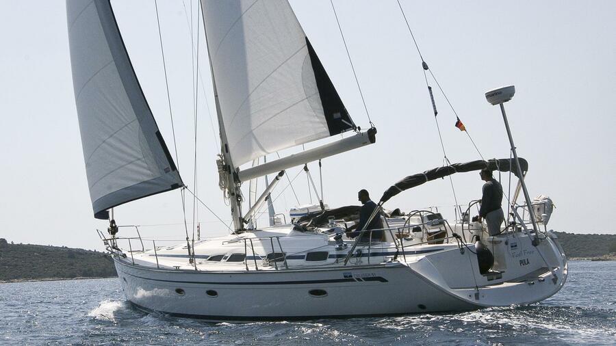 Bavaria 51 Cruiser (Feel Free) Heck - 6