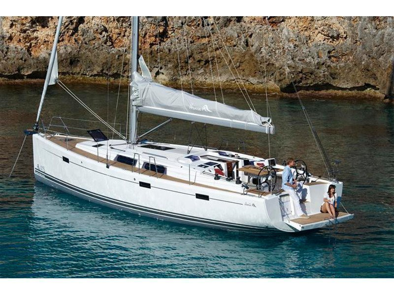 Hanse 415 (take a break)  - 12