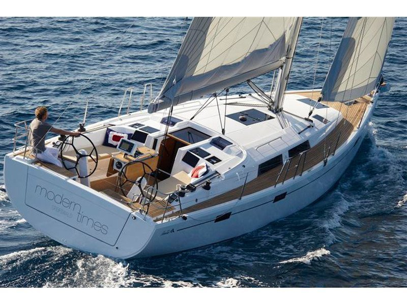 Hanse 415 (take a break)  - 6