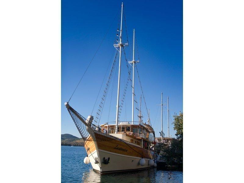 Gulet (Morska Lastavica)  - 1