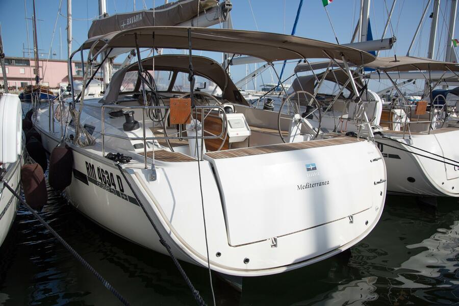 Bavaria  Cruiser 51 (Mediterranea)  - 11
