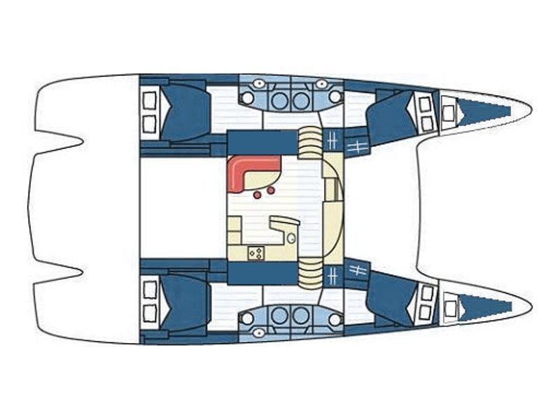Salina 48 (4 cab) (MALOU)  - 1