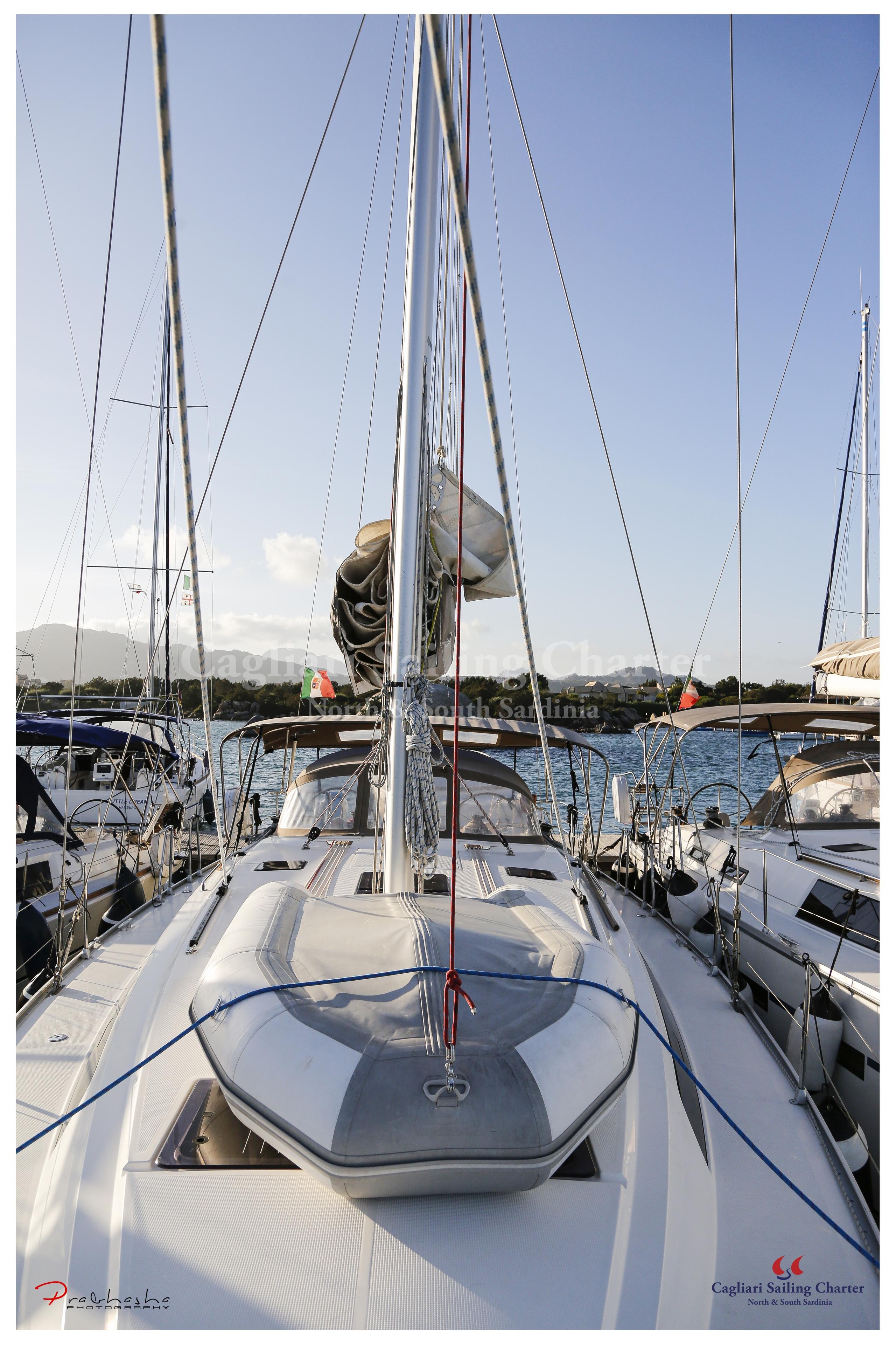 Bavaria  Cruiser 51 (Tabarka)  - 15