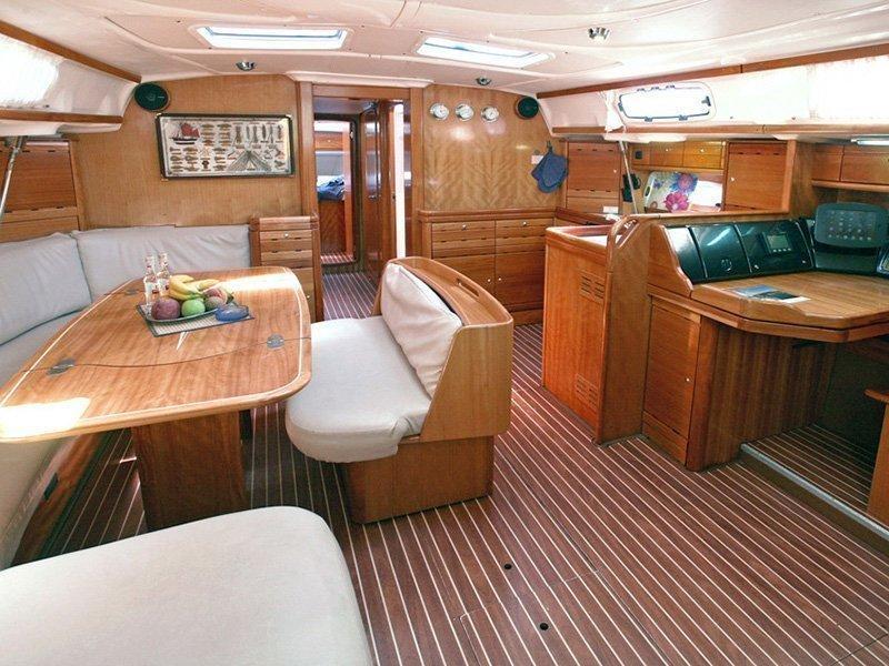 Bavaria 50 Cruiser (Agamemnon) Interior image - 6