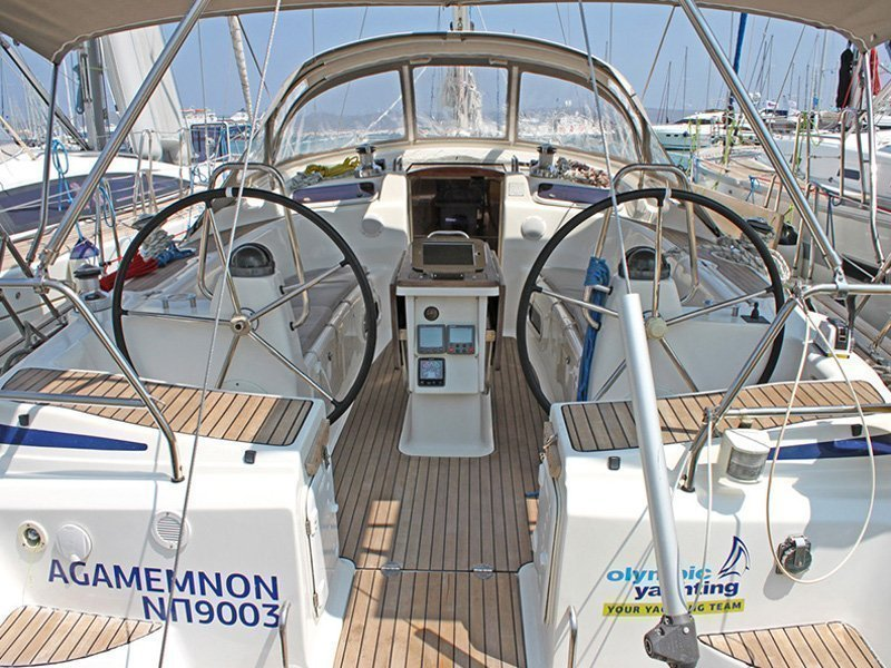 Bavaria 50 Cruiser (Agamemnon)  - 9