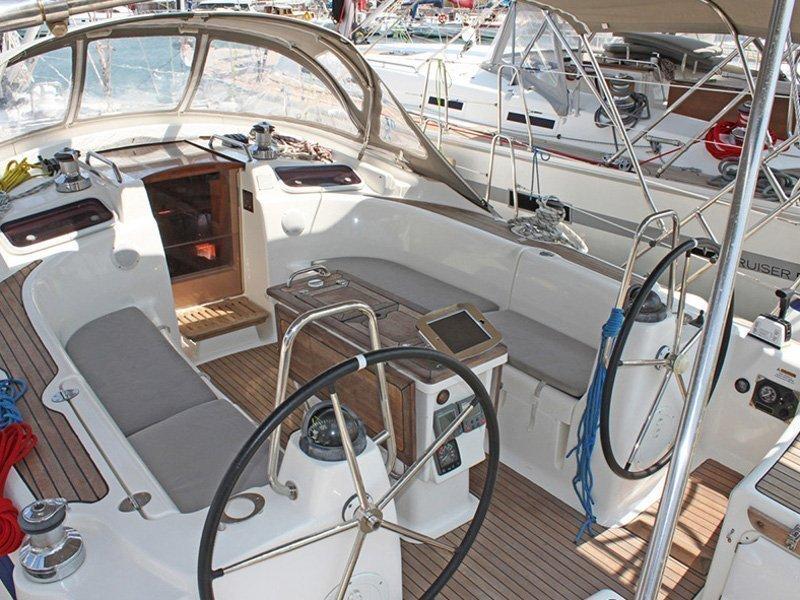 Bavaria 50 Cruiser (Agamemnon)  - 19