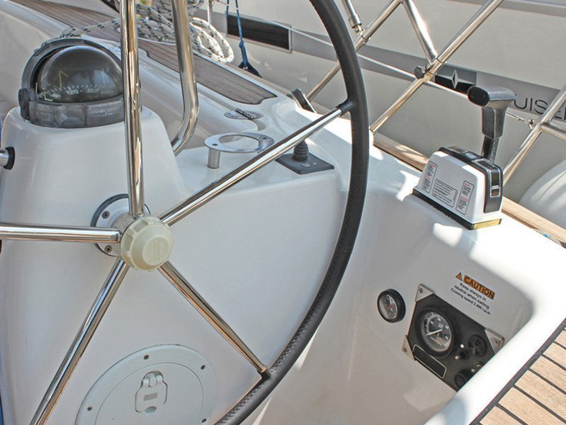 Bavaria 50 Cruiser (Agamemnon)  - 7