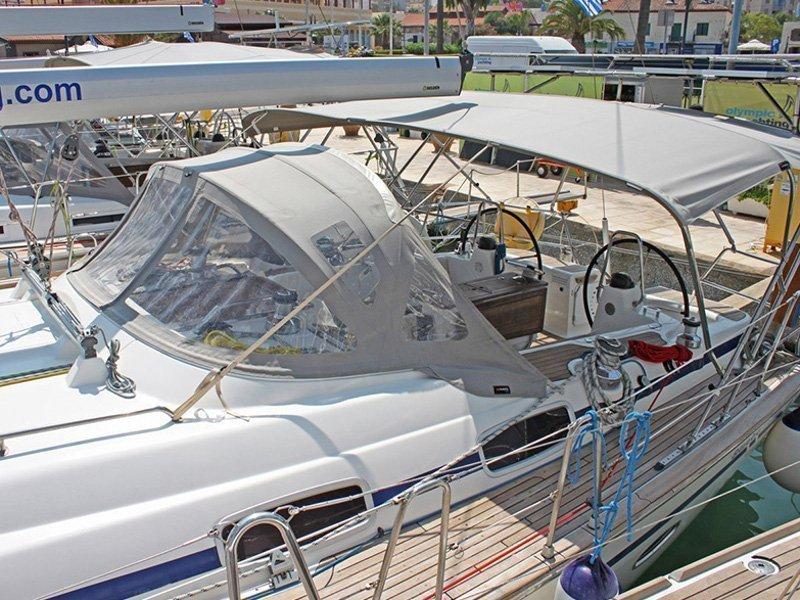 Bavaria 50 Cruiser (Agamemnon)  - 4
