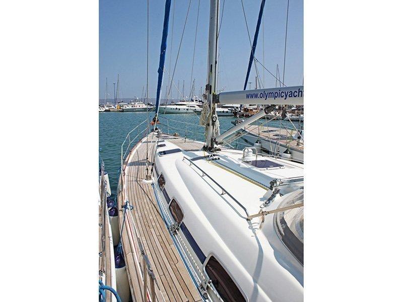 Bavaria 50 Cruiser (Agamemnon)  - 3