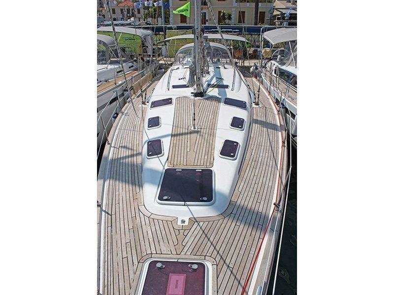 Bavaria 50 Cruiser (Agamemnon)  - 18