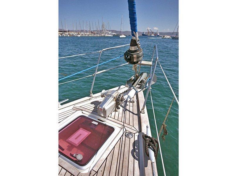 Bavaria 50 Cruiser (Agamemnon)  - 1