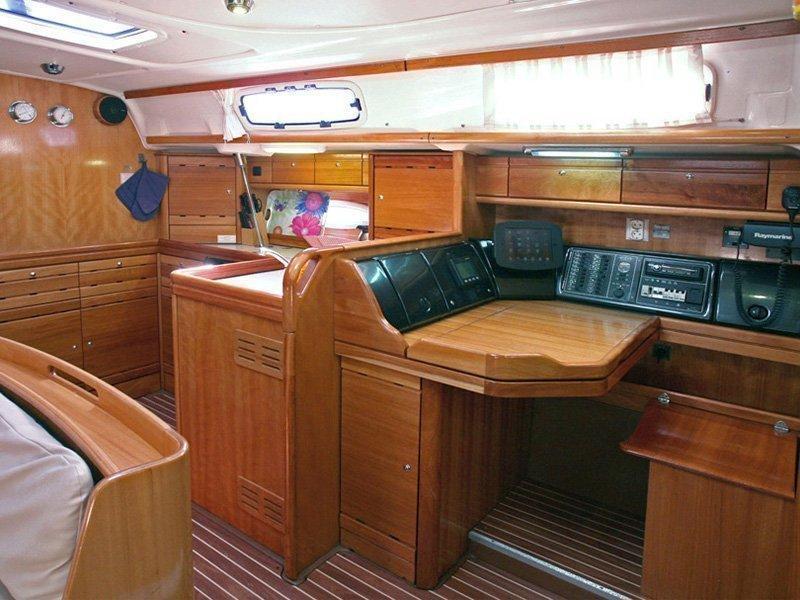 Bavaria 50 Cruiser (Agamemnon)  - 5