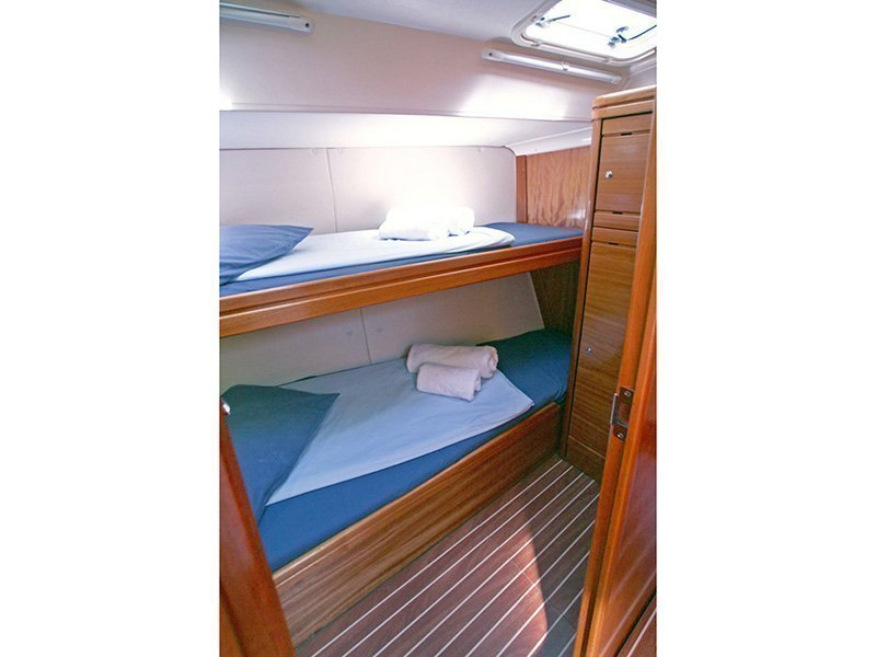 Bavaria 50 Cruiser (Agamemnon)  - 16