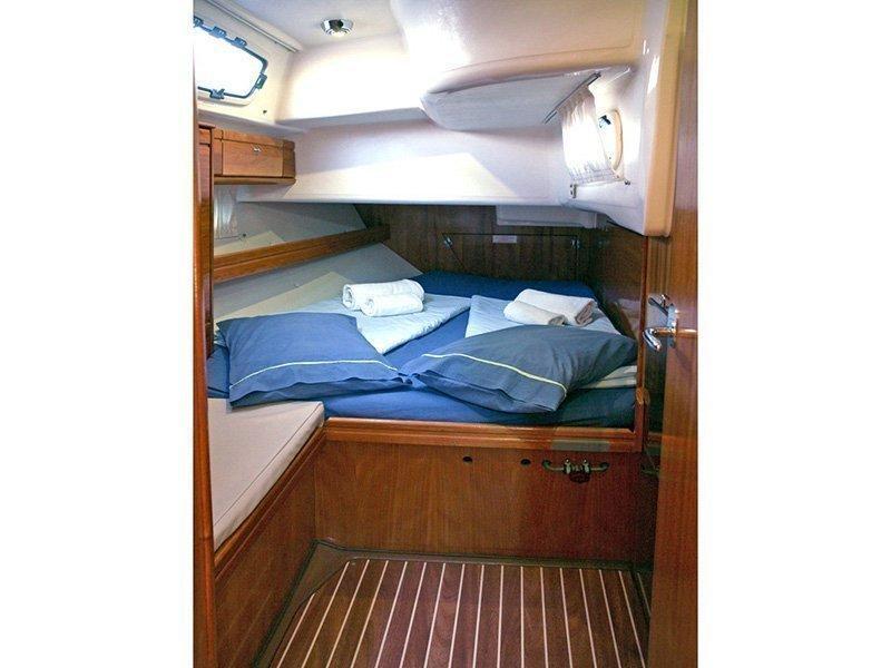 Bavaria 50 Cruiser (Agamemnon)  - 10