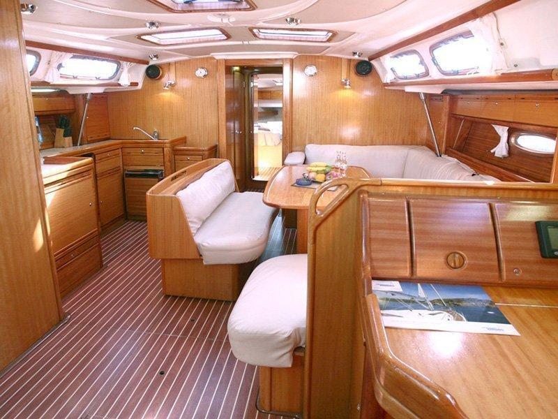 Bavaria 46 Cruiser (Aiolos)  - 15
