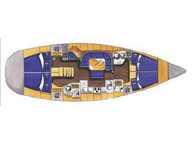 Elan 45 (Roxani) Plan image - 2