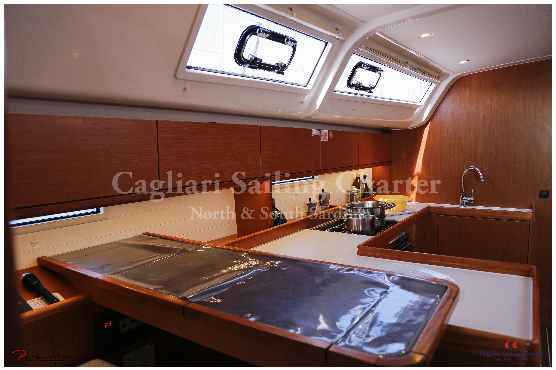 Bavaria Cruiser 51 (Mari Pintau)  - 12