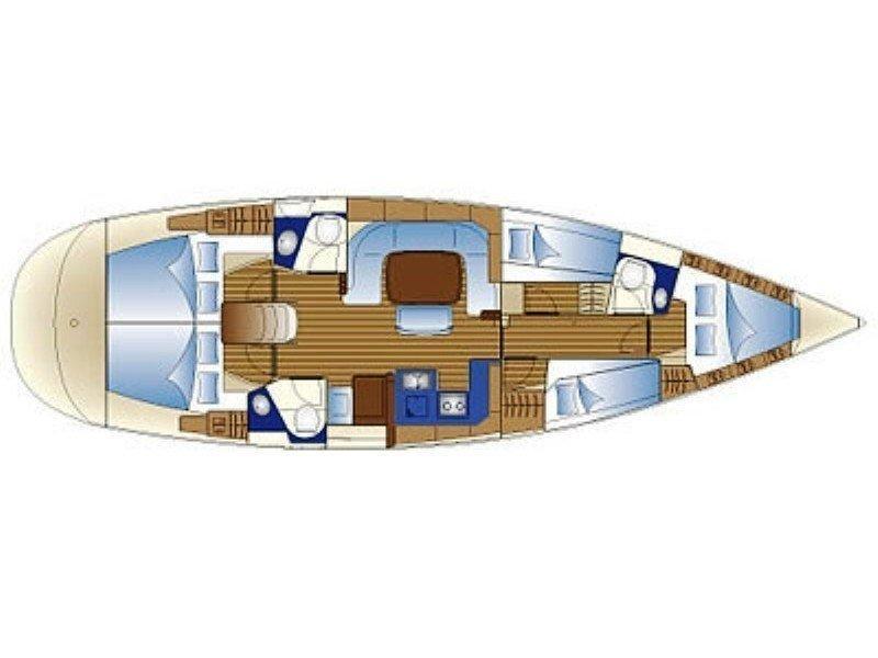 Bavaria 49 (SUTVID) Plan image - 11
