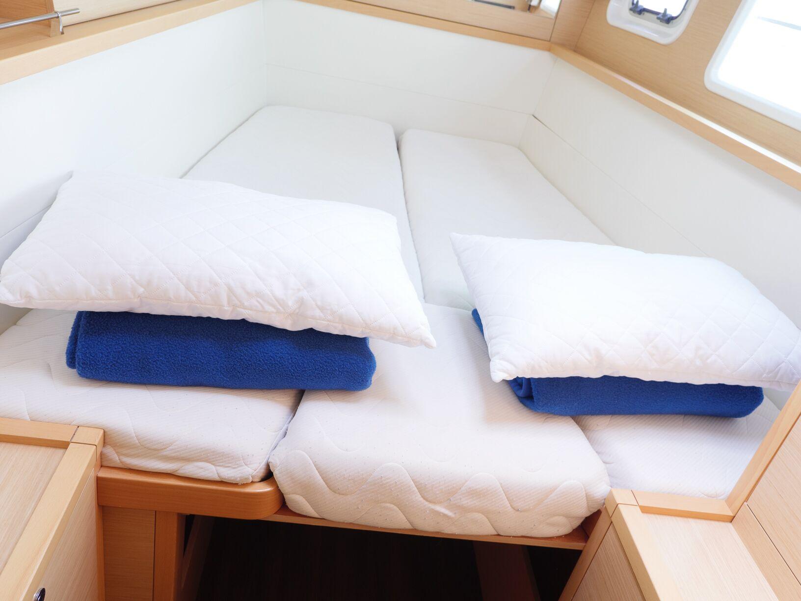 Lagoon 450 (MADAGASCAR) Interior - cabin (photo taken 2019) - 1