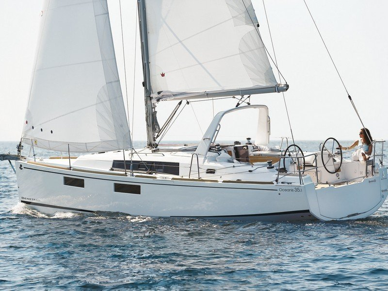 Beneteau Oceanis 35.1 (MAYA BAY 2) Main image - 0