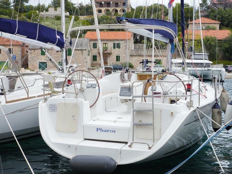 Beneteau Cyclades 39.3 (PHAROS) Main image - 0