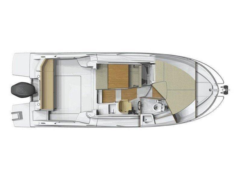 Beneteau Antares 8 OB (no name) Plan image - 6