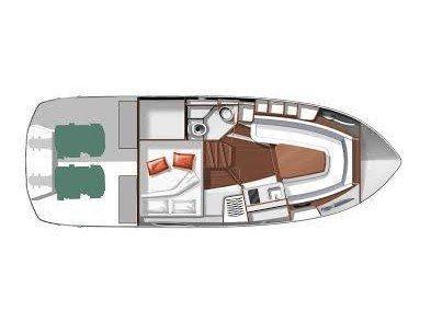 Beneteau Gran Turismo 34 (MAYA BAY) Plan image - 7