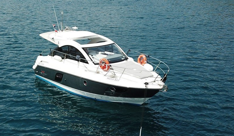 Beneteau Gran Turismo 34 (MAYA BAY)  - 6