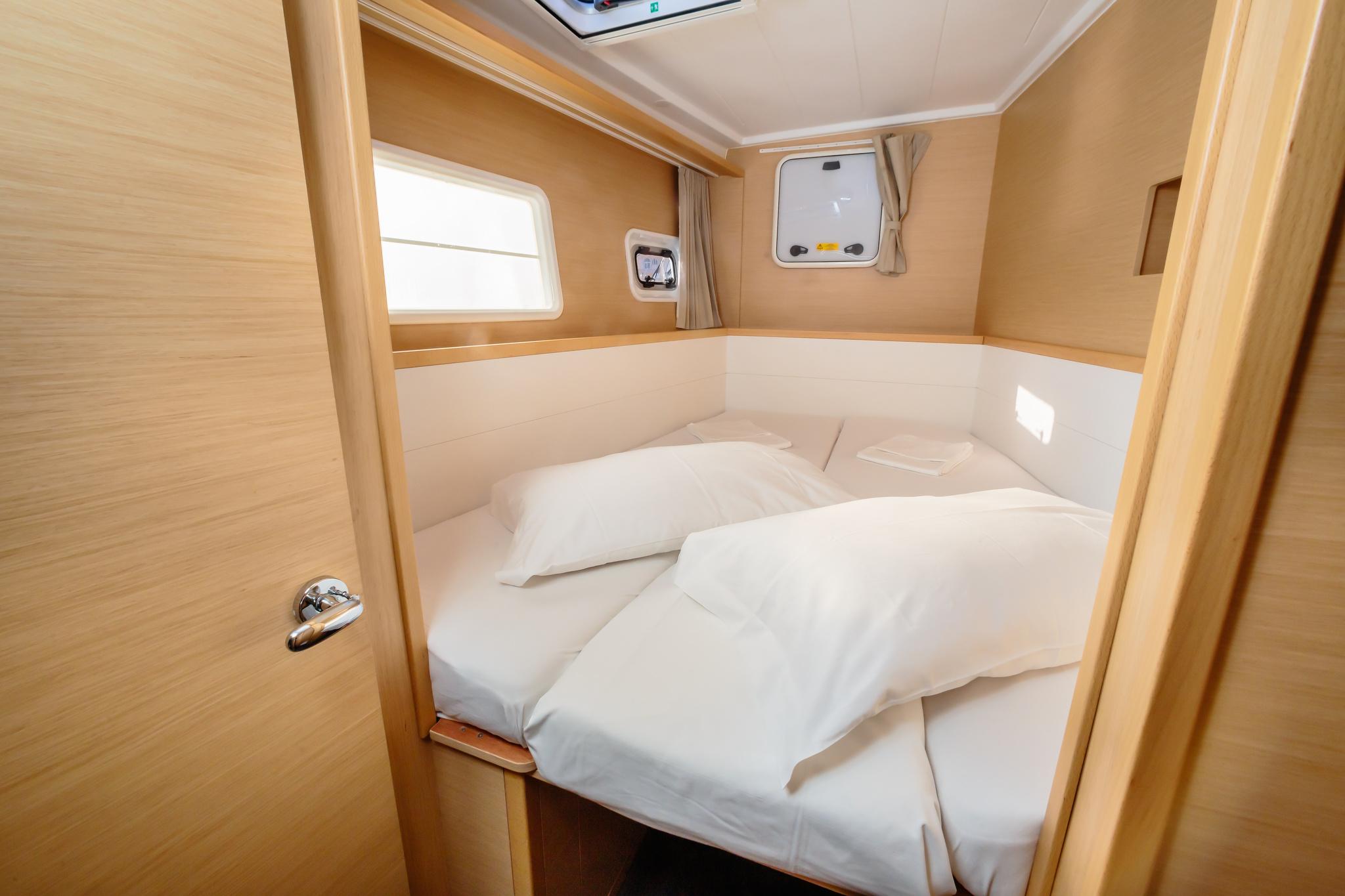 Lagoon 400 S2 (Auster) cabina - 14