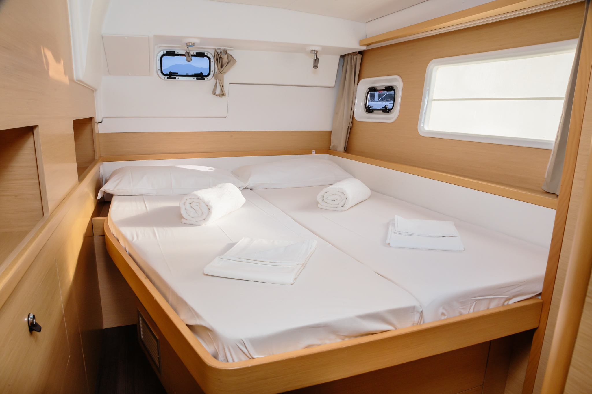 Lagoon 400 S2 (Auster) cabina - 9
