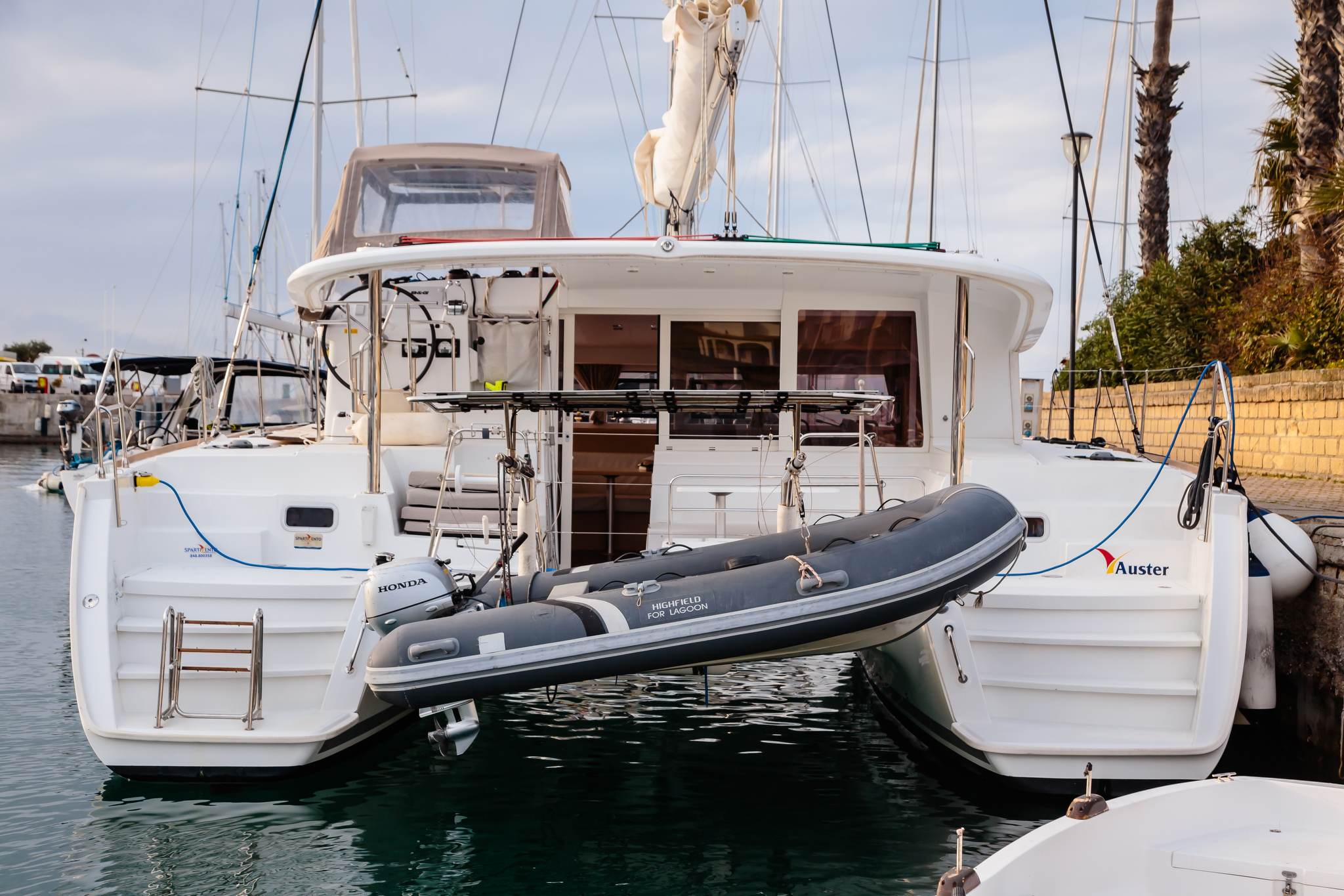 Lagoon 400 S2 (Auster) poppa - 10