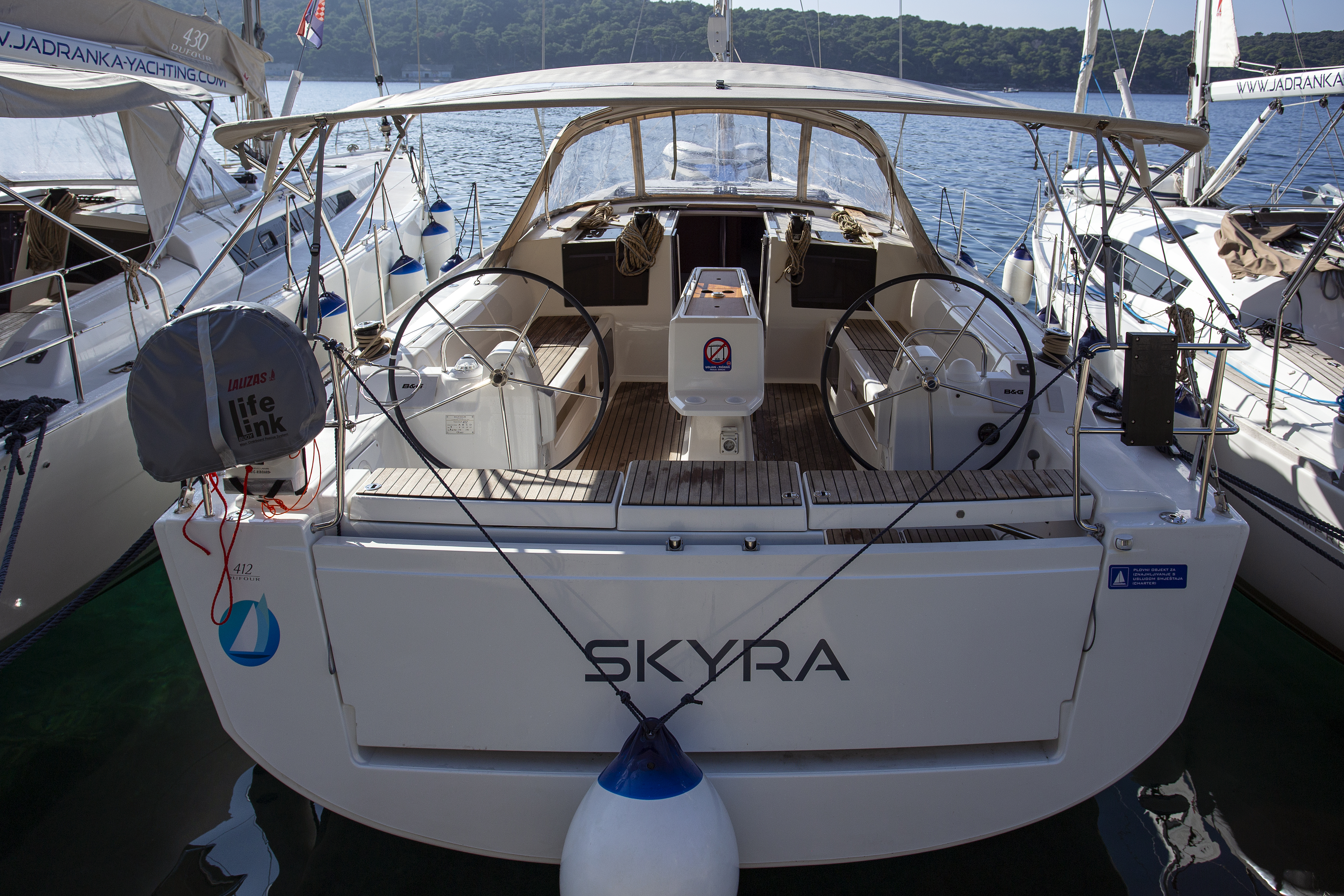 Dufour 412 Grand large (Skyra)  - 25