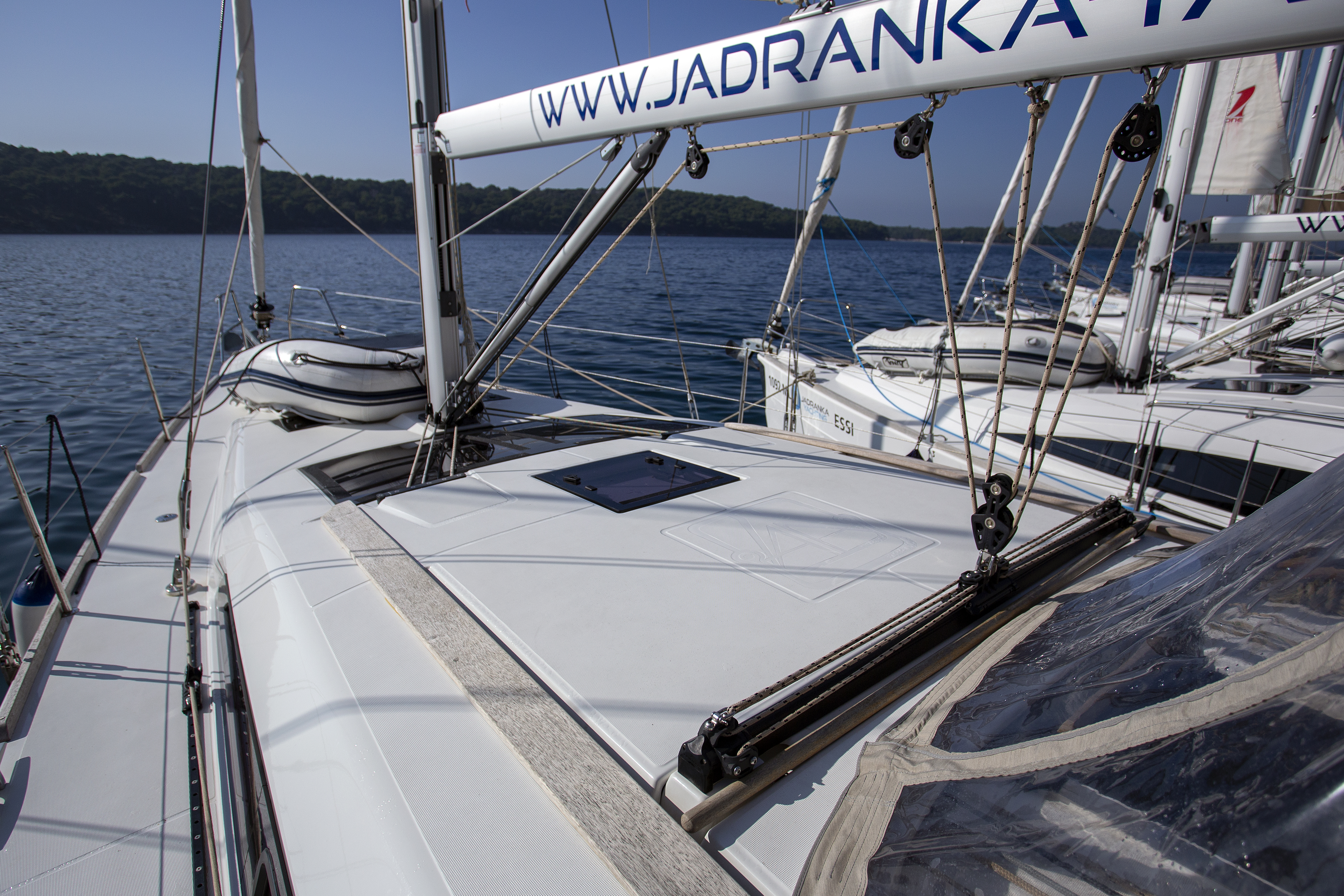 Dufour 412 Grand large (Skyra)  - 22