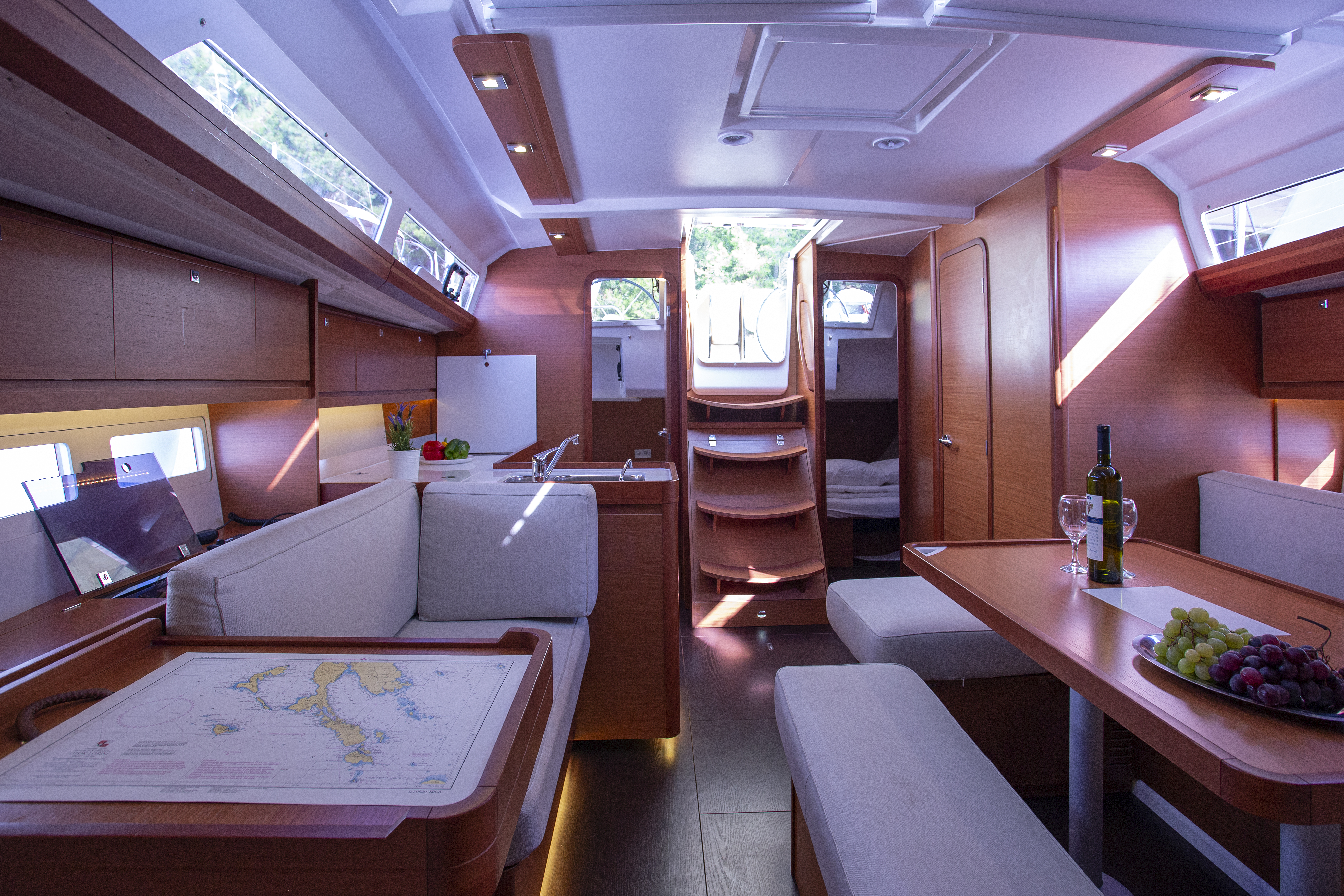 Dufour 412 Grand large (Skyra)  - 16