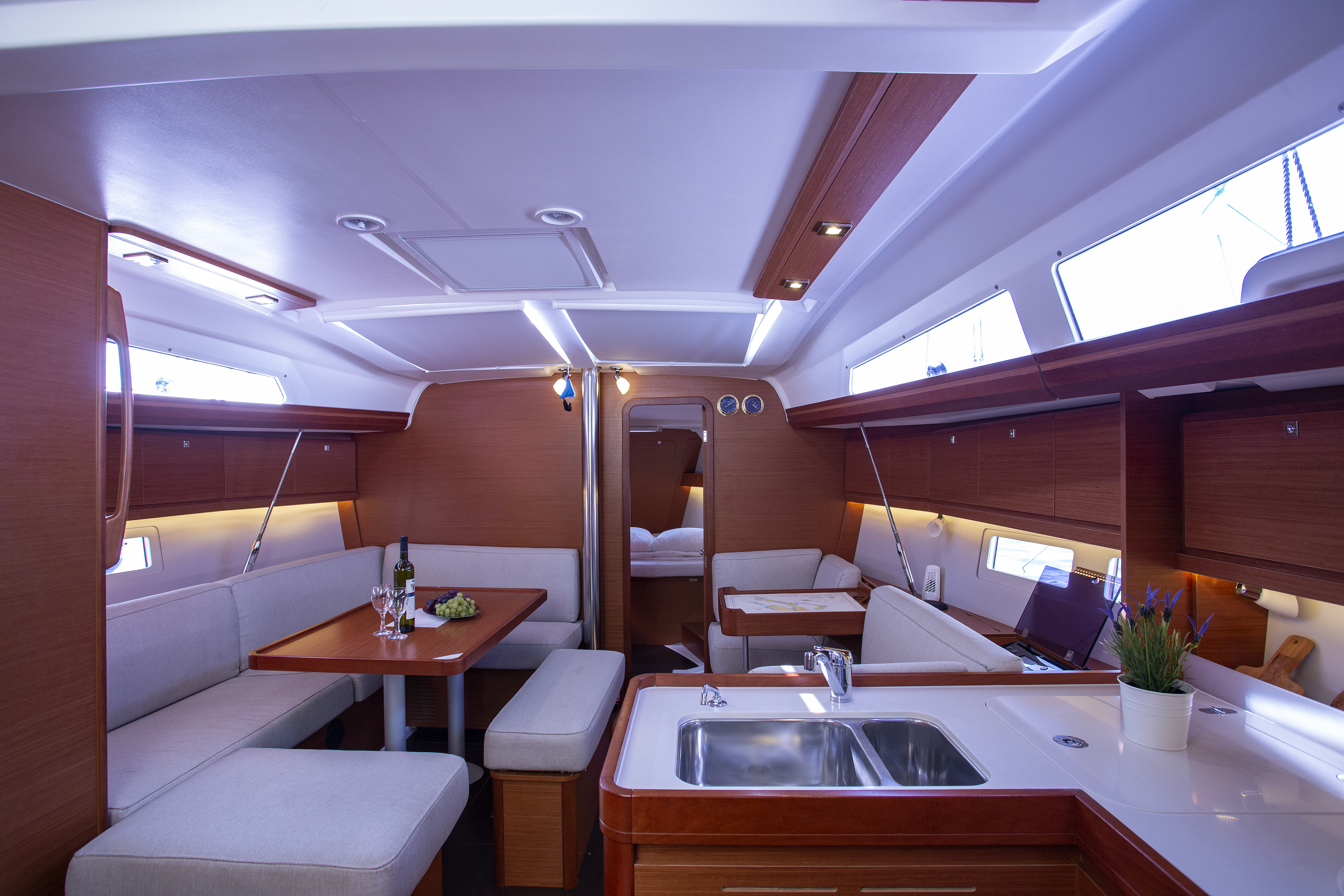 Dufour 412 Grand large (Skyra)  - 11