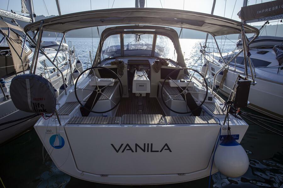 Dufour 360 Grand Large (Vanila)  - 1