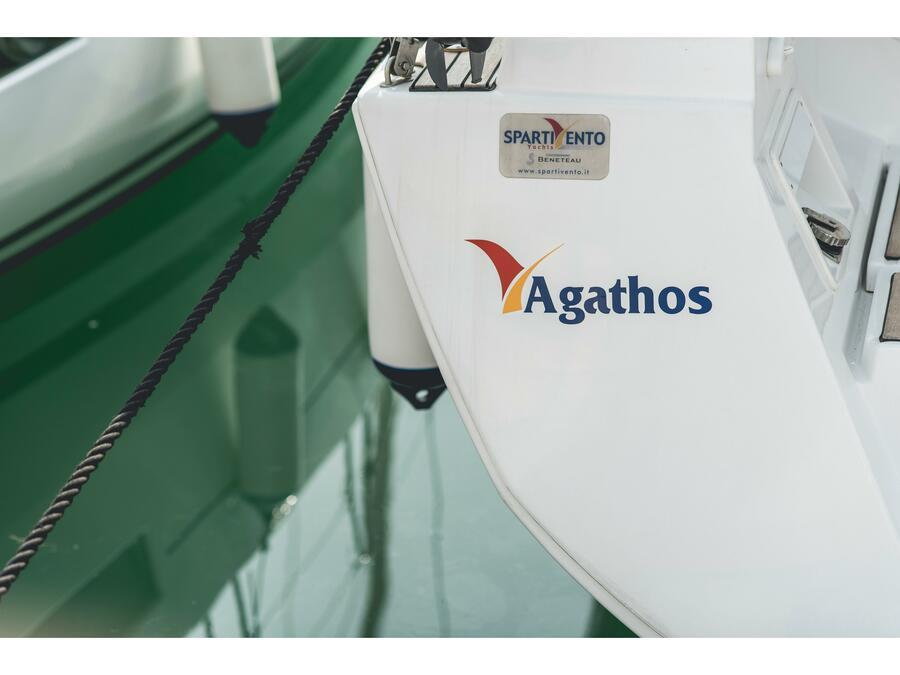 Oceanis 45 (Agathos) Main image - 0