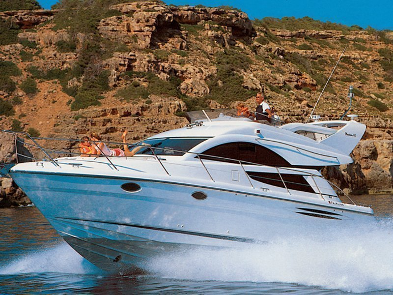 Fairline Phantom 40 (Fair Play (Jet ski - option with extra charge)) Main image - 0