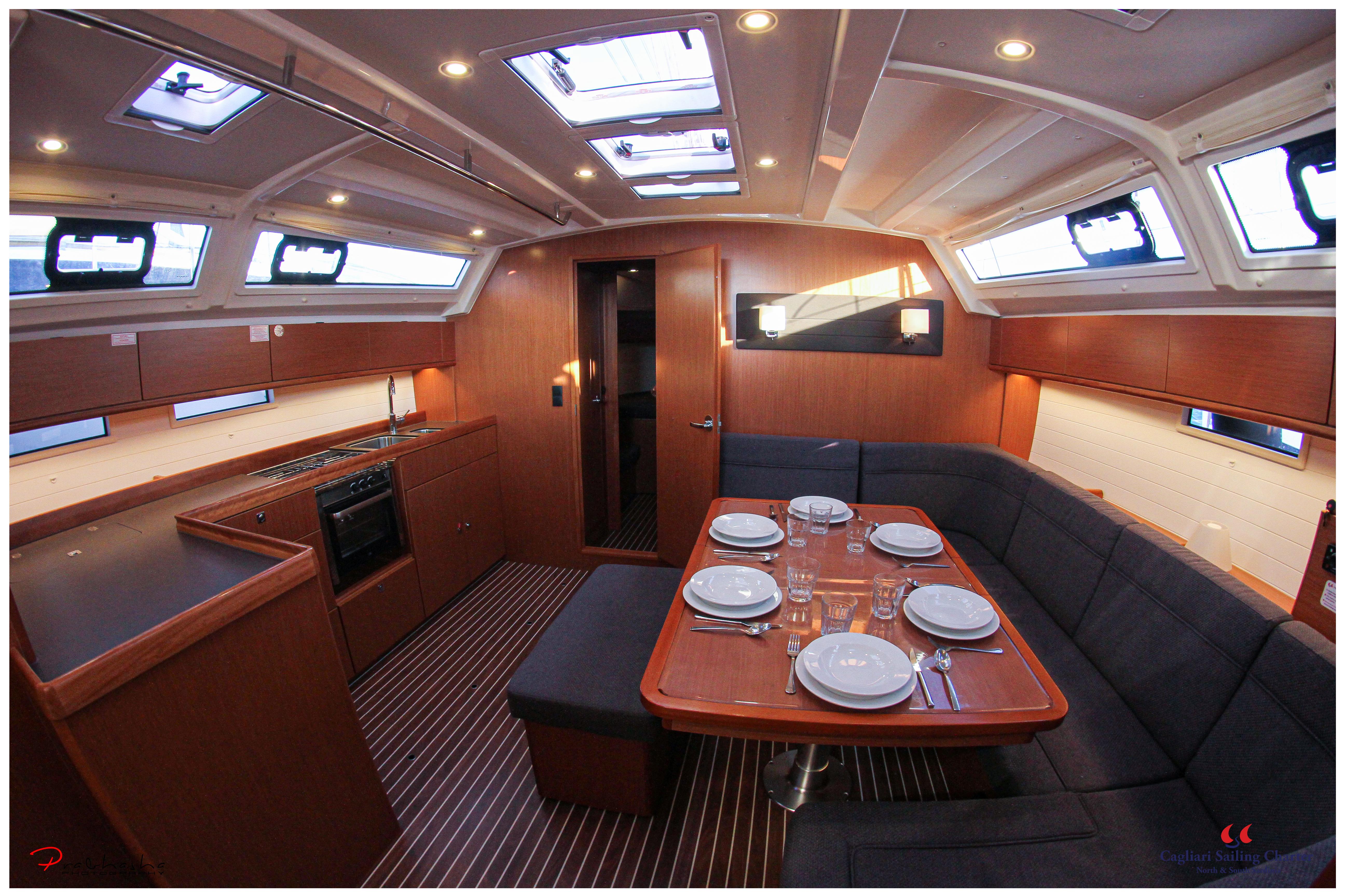 Bavaria Cruiser 46  (Punta Molentis)  - 8
