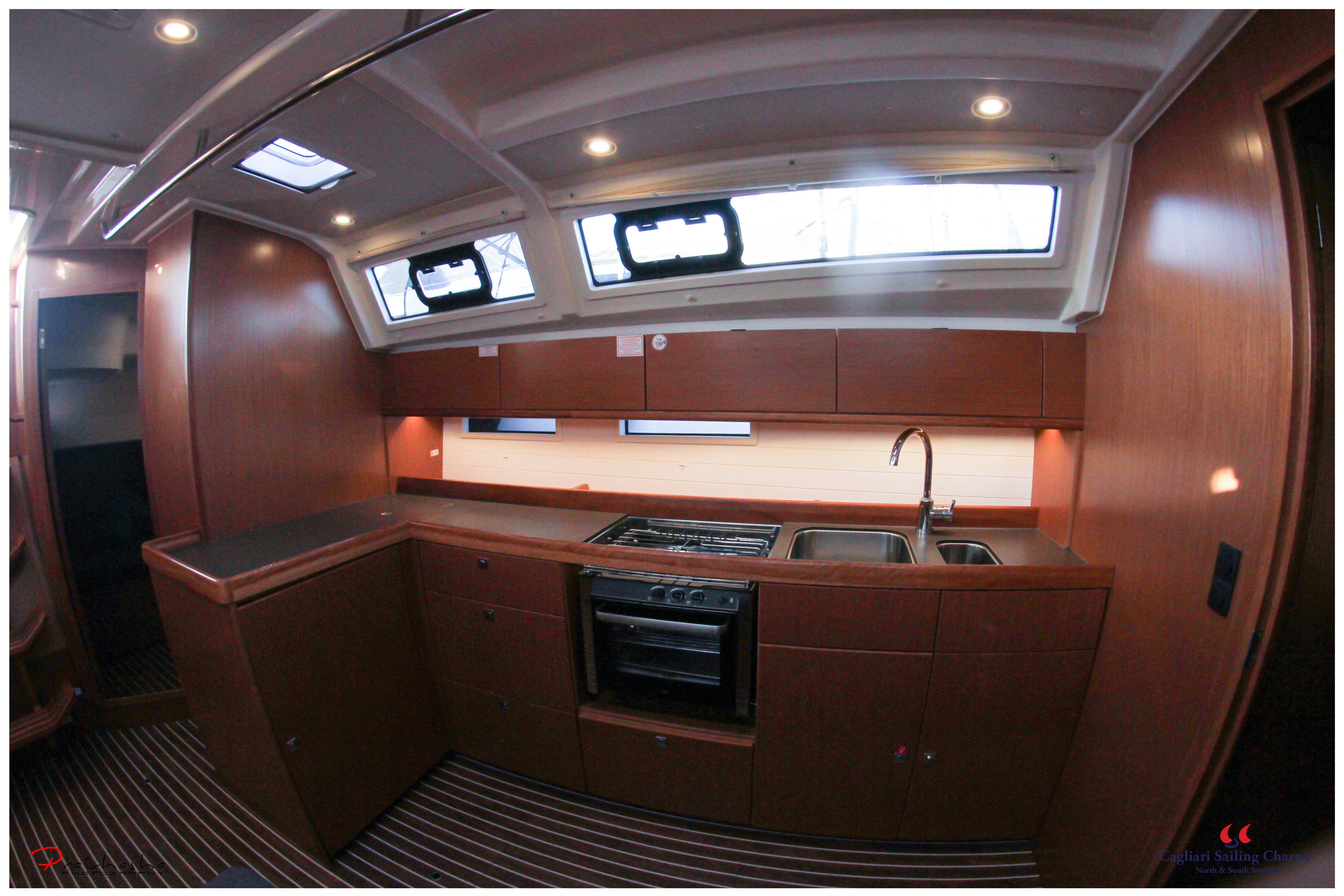 Bavaria Cruiser 46  (Punta Molentis)  - 5