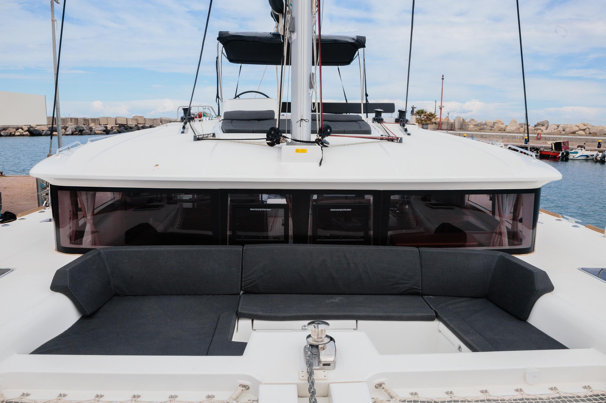 Lagoon 450 (Didyme) esterno - 10
